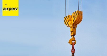 Hook block assembly - Lifting equipment - Airpes