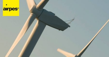 Airpes - how to assemble wind turbines