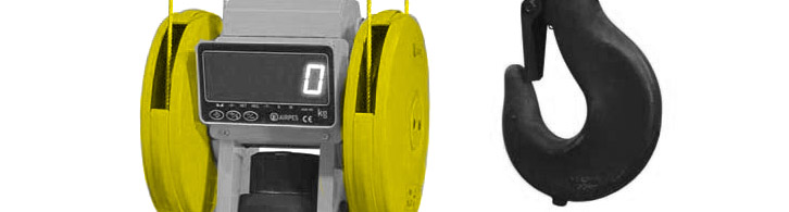 Weighing systems - Below the Hook - Airpes