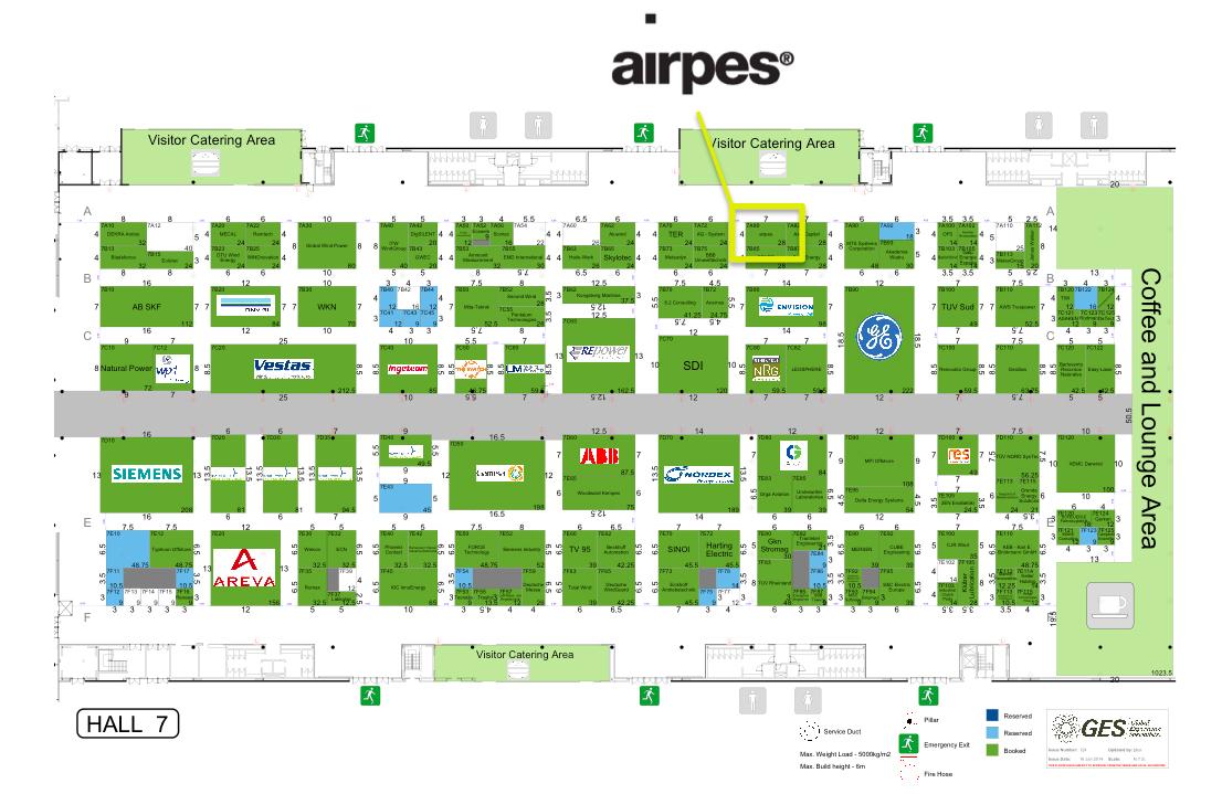 Airpes EWEA 2014 Barcelona | News