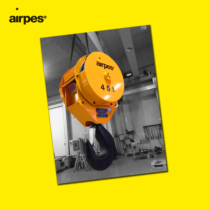 45t Hook Block | News | Airpes Lifting Equipment