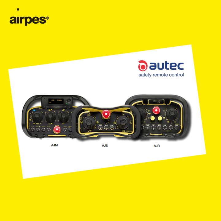 Autec | Joystick | Airpes | News