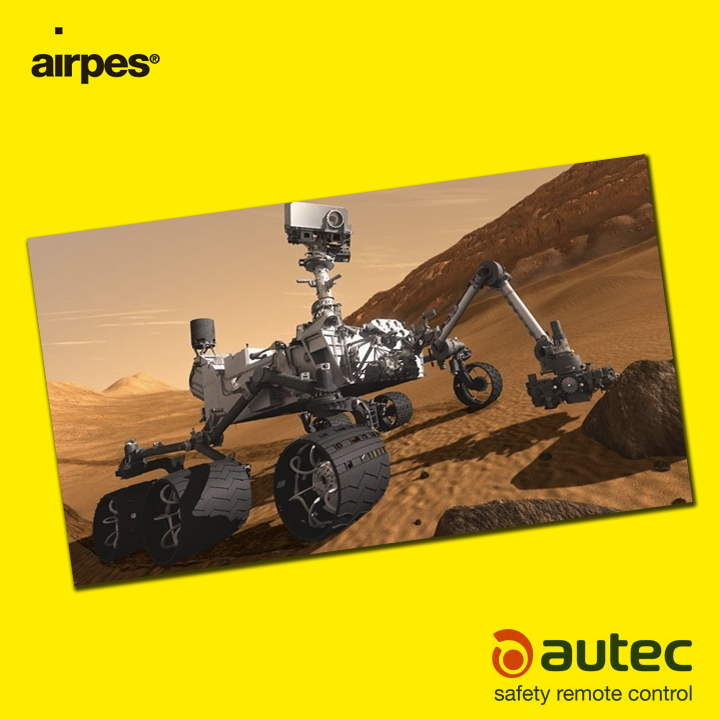 Autec NASA | News | Airpes