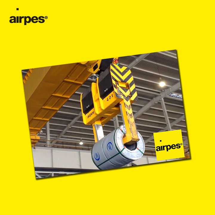 Airpes Coil Tong video