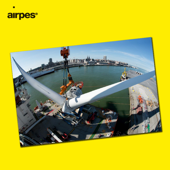 Nacelles Wind Sector | News | Airpes