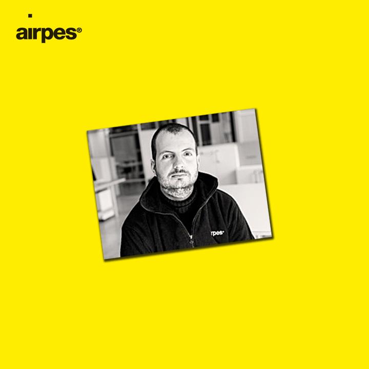 Ivan Martínez Technical Director Airpes