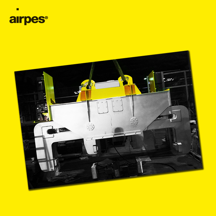 On demand solution | Bar manipulator for ISM | Airpes