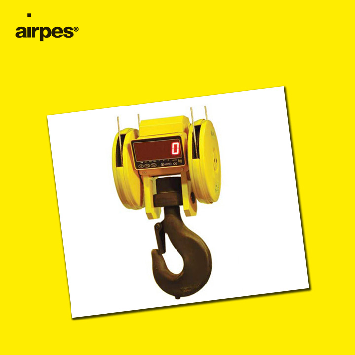 Hook Block Scale ATP 100 | Airpes