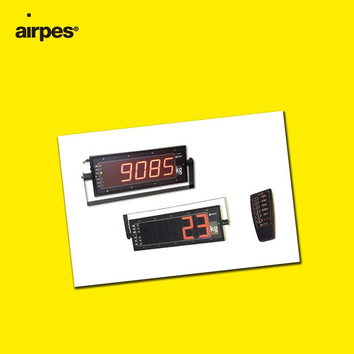 Macro-displays | Airpes