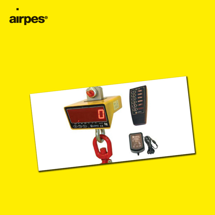 Crane scales | Airpes