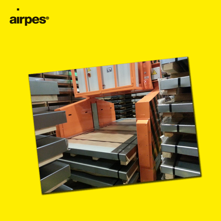 Packet Tongs | On Demand Solution | Airpes