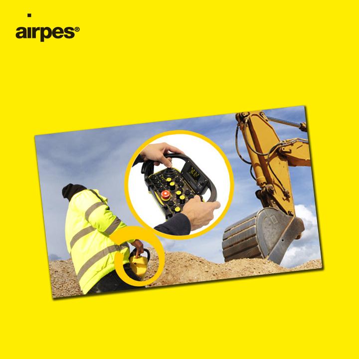 Autec Radiocontrol | Lifting | Airpes