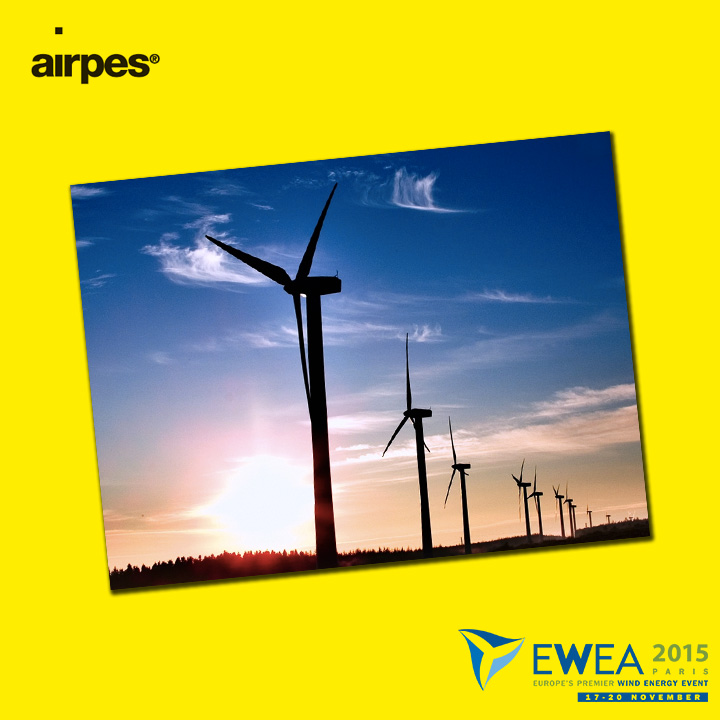 EWEA 2015 | Wind industry | Airpes