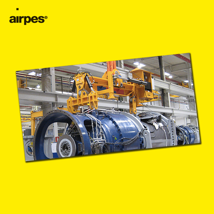 Handling | Lifting Equipment | Airpes