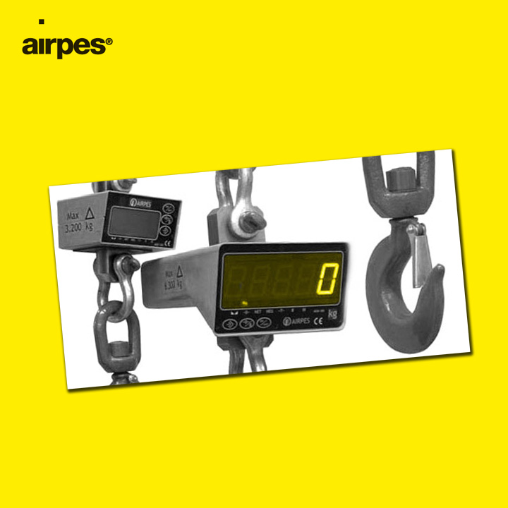 Below the hook equipment | Airpes