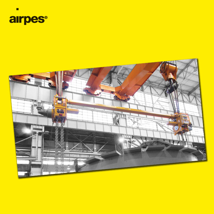 The best products for overhead cranes | Airpes