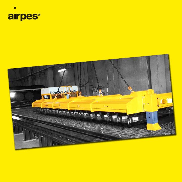 Electropermanent range 01 | Handling | Airpes