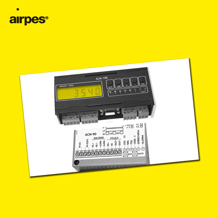 Best prices in electronic limiters 02 | Airpes
