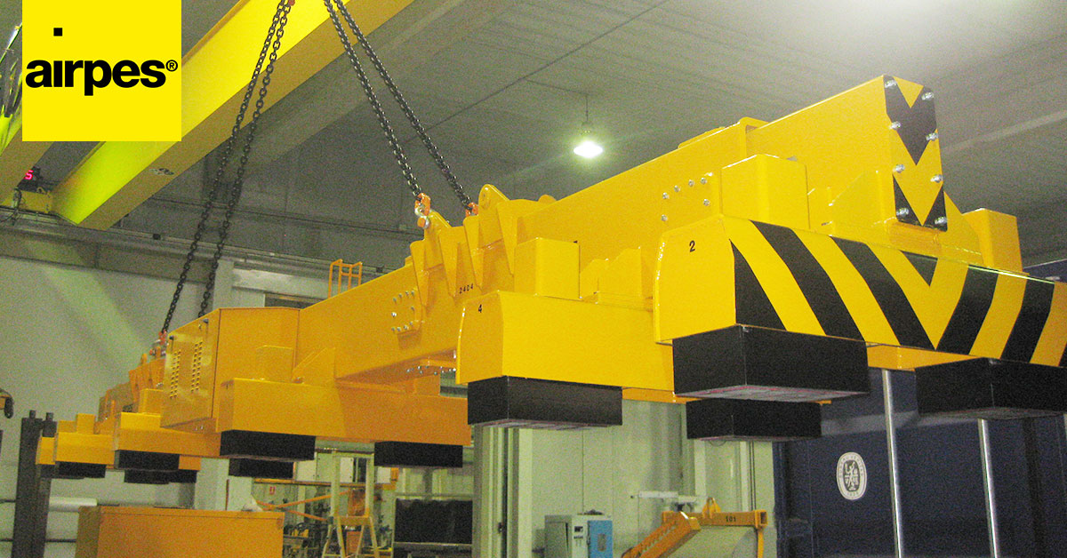 PIctures lifting beam transfer car 00 | Airpes