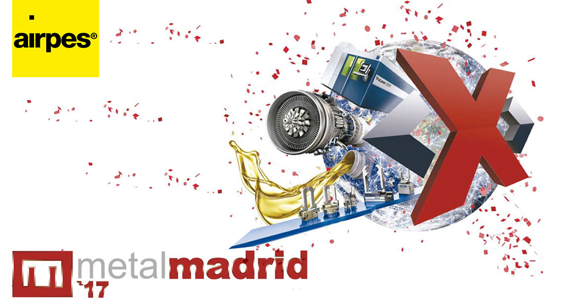 Airpes Metal Madrid 17 00 | Airpes