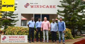 Airpes' Lifting equipment distributor in India