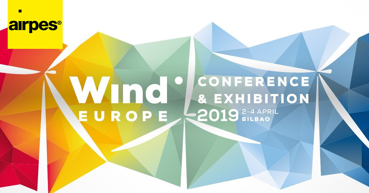Airpes at WindEurope Conference & Exhibition | Airpes Lifting