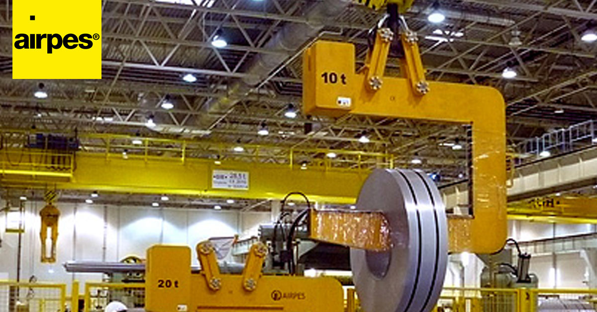 """C"" Hook, Handling Equipment 