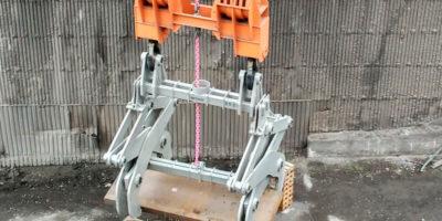 scissor lifting tong 03 | Airpes