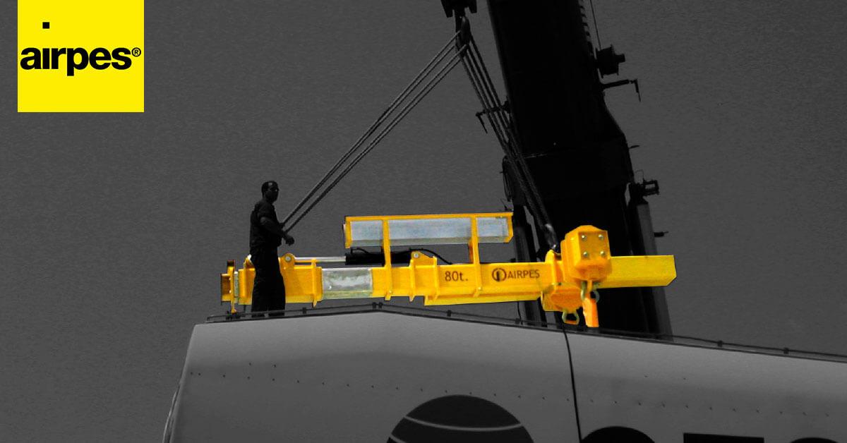 Adjustable Lifting Beams | Airpes