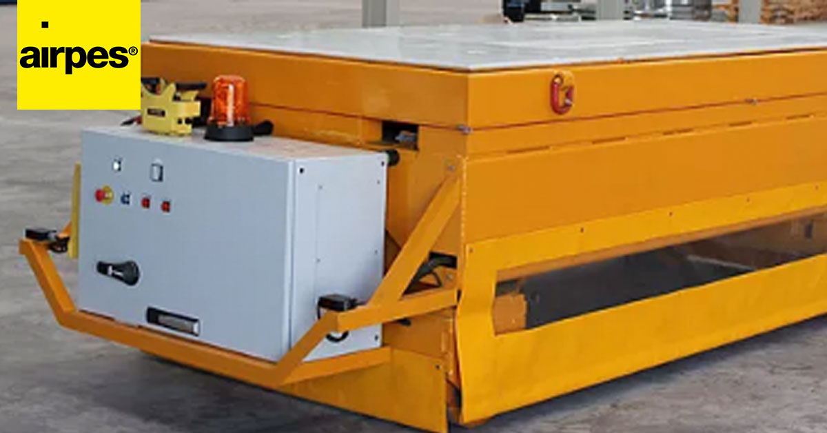 Pallet Transfer Cart | Airpes