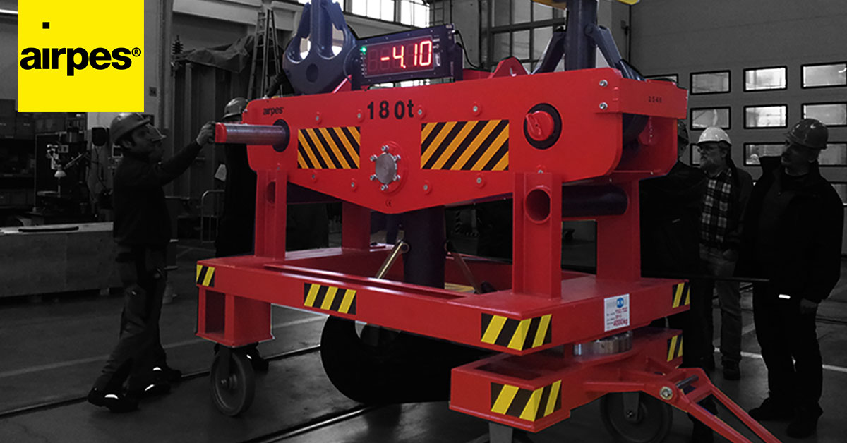 Digital crane scale   Airpes Lifting