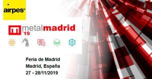 Feria MetalMadrid | Airpes