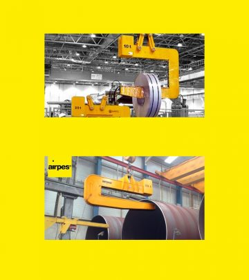 C Hook Solutions | Heavy Lifting Equipment | Airpes