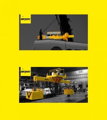 Lifting Beam Solutions | Heavy Lifting Equipment | Airpes