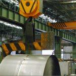 Motorized Rotating Crane Block
