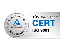 TÜV Cert ISO9001 | News | Lifting Equipment Airpes