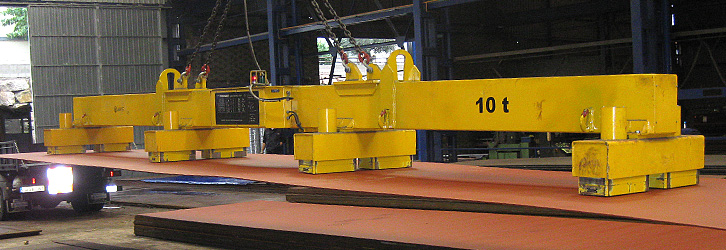 Permanent Electromagnet 03 | Handling Equipment | Airpes
