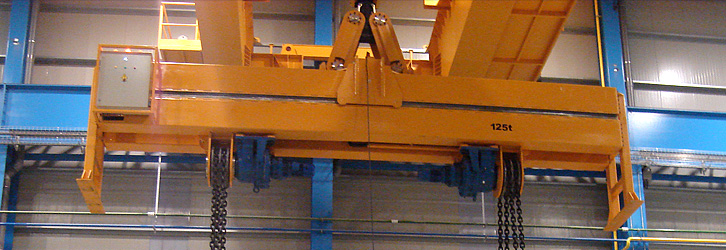 Load Rotator Equipment | Heavy Lifting solutions | Airpes