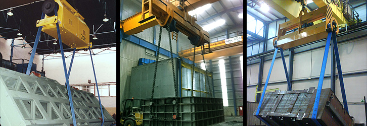 Load Rotator Equipment 02 | Heavy Lifting solutions | Airpes