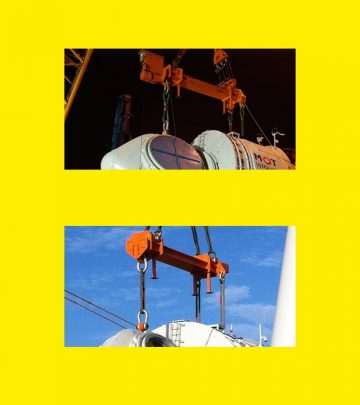 Spreader Beam Solutions | Heavy Lifting Equipment | Airpes