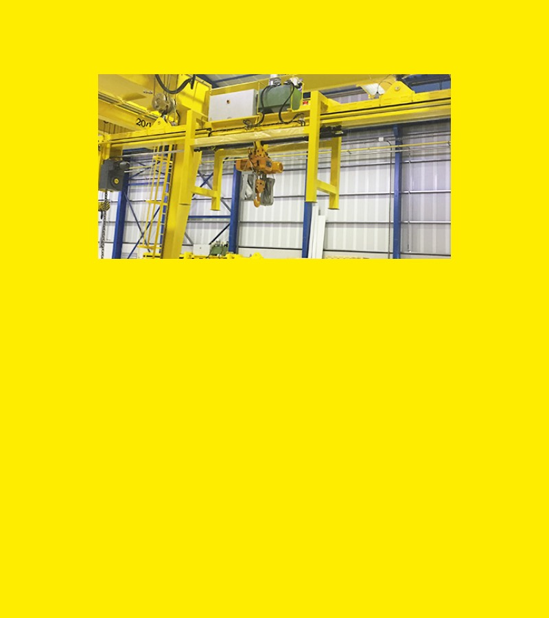 Turn Lifting Beam Solutions | Heavy Lifting Equipment | Airpes