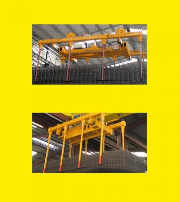 Mesh Nippers - Handling Lifting Equipment - Airpes