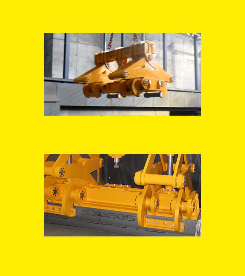 Scissor Lifting Tong - Handling Lifting Equipment - Airpes