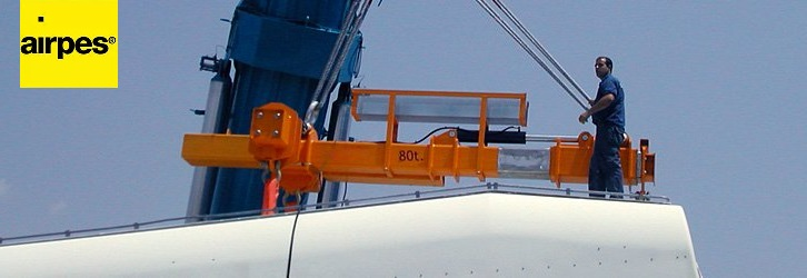 spreader beam for wind energy sector | Airpes