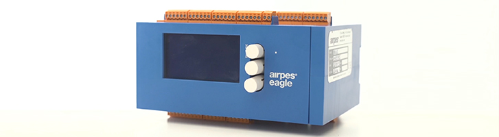 Eagle electronic limiter and Blackbox 04 | Landing | Airpes