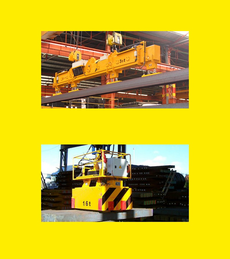 Electro Permanent Lifting Solutions | Heavy Lifting Equipment | Airpes