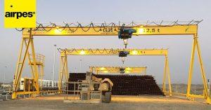 Crane Deflection Limits   Airpes