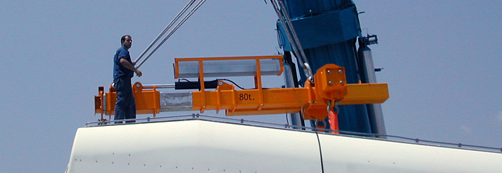 Lifting Beam, Handling Equipment | Lifting Equipment Airpes