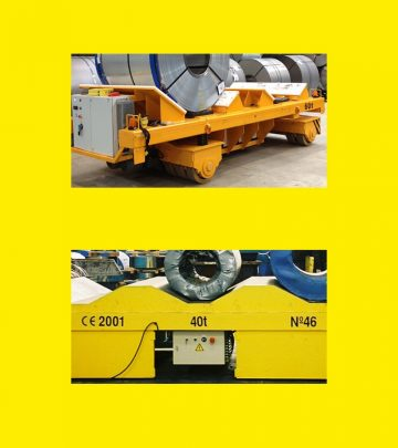 Transfer Cart | Handling Equipment : Airpes