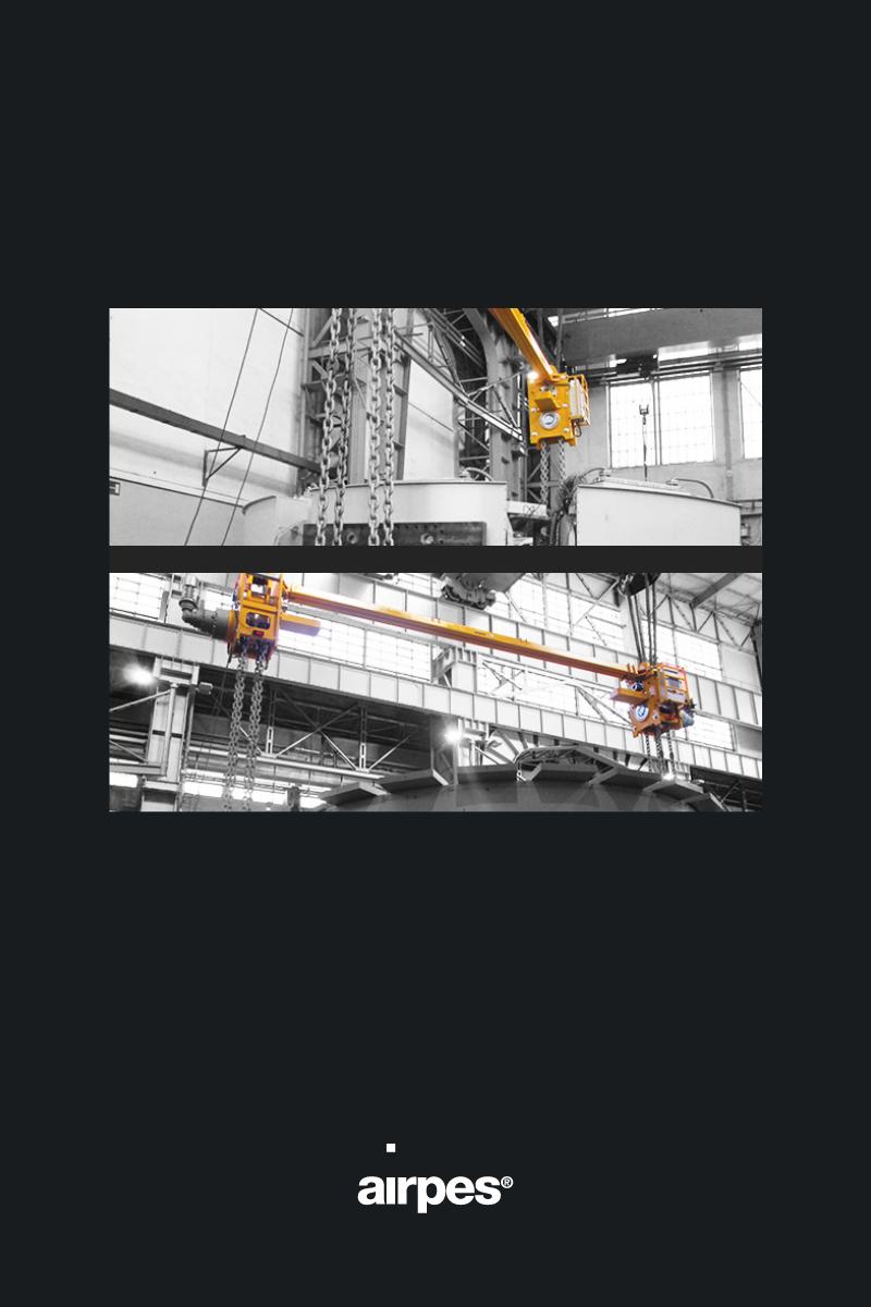 Rotator Lifting beams